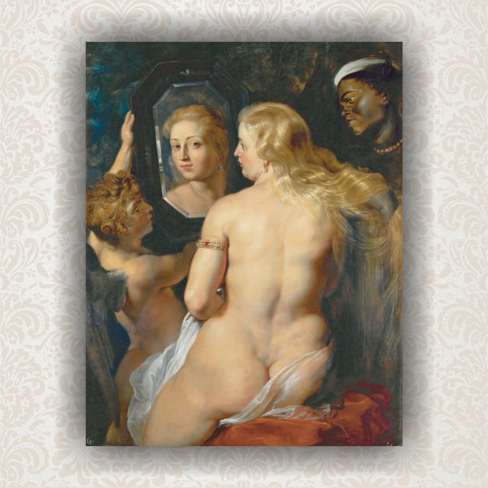 nudity and mirror paul rubens Visitors look at the painting adam and eve by flemish master peter paul rubens at the rubenshouse in antwerp (olivier matthys/ap) photo: ap/press.