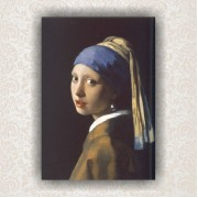 The Girl with the Pearl Earring